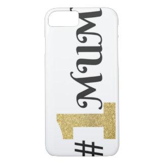 Number one mum iPhone 7 case