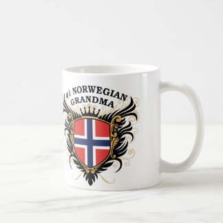 Number One Norwegian Grandma Coffee Mug