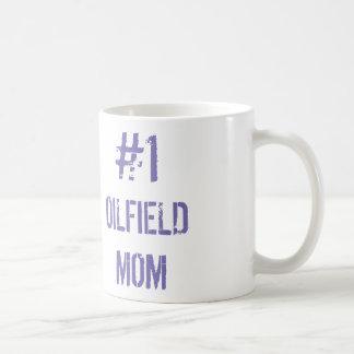 Number One Oilfield Mom Mug