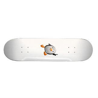 Number One Penguin Skate Board Decks