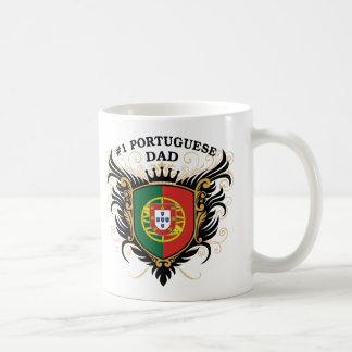 Number One Portuguese Dad Coffee Mug