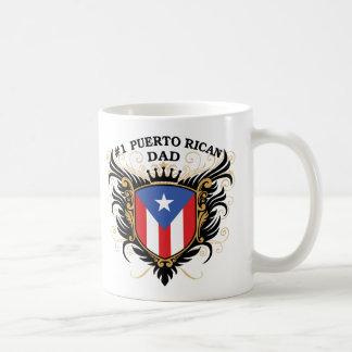 Number One Puerto Rican Dad Coffee Mug