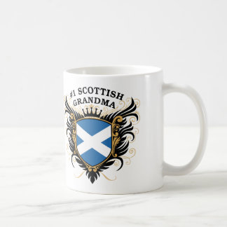 Number One Scottish Grandma Coffee Mug