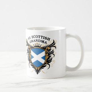 Number One Scottish Grandma Coffee Mug