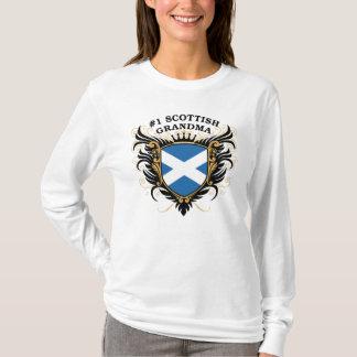 Number One Scottish Grandma T-Shirt