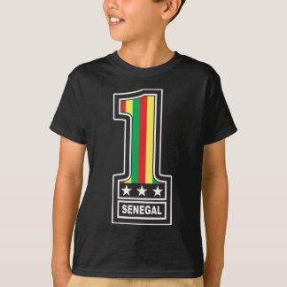 Number One Senegal T-Shirt