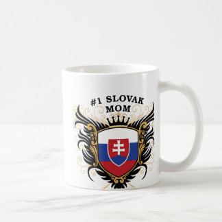 Number One Slovak Mom Coffee Mug