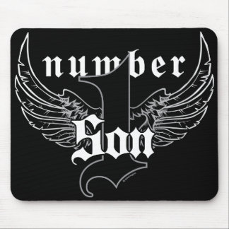 Number One Son Mousepad II