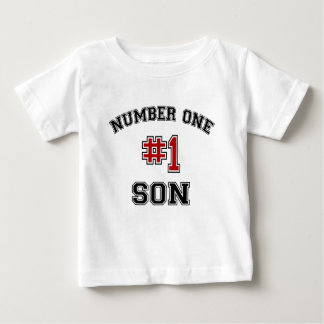 Number One Son Tshirts