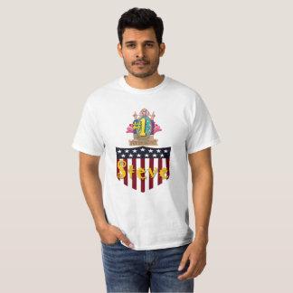 Number One Steve T-Shirt