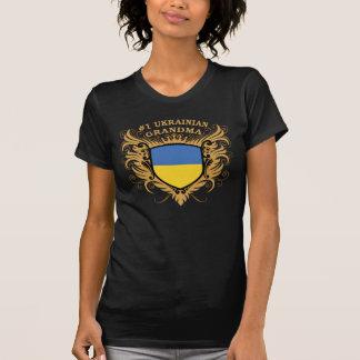 Number One Ukrainian Grandma T-Shirt
