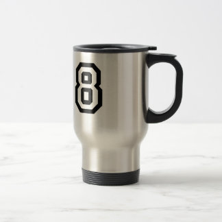 Number Sixty Eight Travel Mug