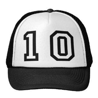 Number Ten Cap