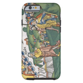 Numbers 1 1-20 Preparing for the journey from Moun Tough iPhone 6 Case