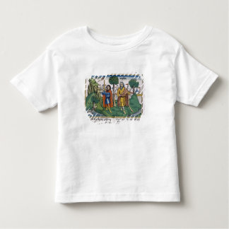 Numbers 2 The camp assignments of the Israelites, Toddler T-Shirt