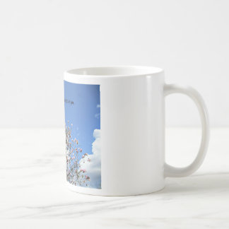 Numbers 6:24 May the Lord bless you.... Basic White Mug