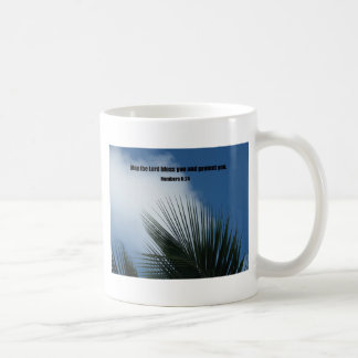Numbers 6:24 May the Lord bless you.... Coffee Mug