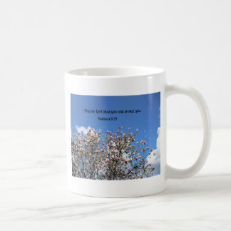 Numbers 6:24 May the Lord bless you.... Coffee Mugs