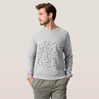 Numbers (+black/s) sweatshirt