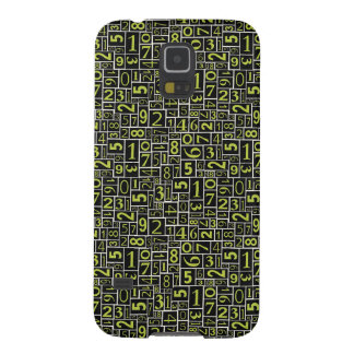 Numbers Galaxy S5 Cases