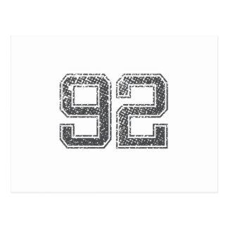 Numbers Gray_92.png Post Cards