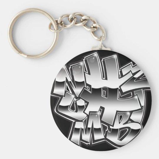 #Numbiz Keychain