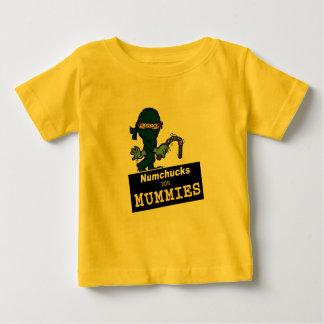 Numchucks for Mummies Toddler Tee