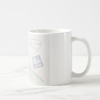 Numerator Vs Denominator Basic White Mug