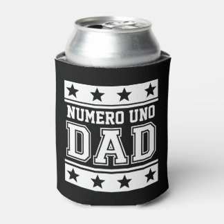 Numero Uno Dad Can Cooler
