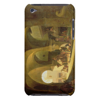 Numerous Figures in a North African Bazaar, 1839 ( iPod Touch Case