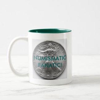 Numismatic Fanatic Mug