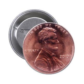 Numismatic Gift 6 Cm Round Badge