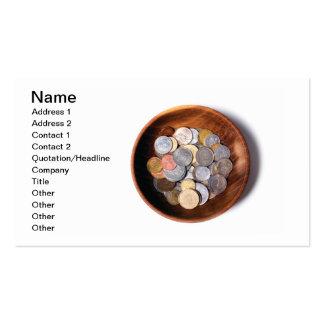 Numismatics Business Card Templates