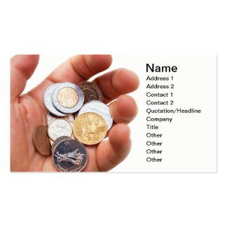 Numismatics Business Cards