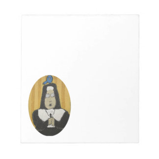 Nun notepad