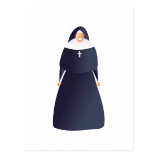 Nun Post Cards