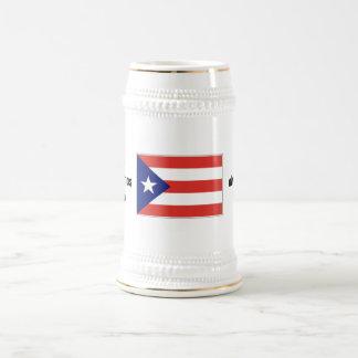 Nunca olvidaremos Macho Beer Steins