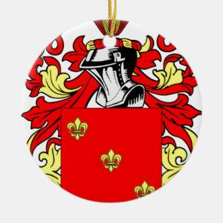 Nunez Coat of Arms Ornaments