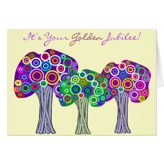 Nuns Golden Jubilee 50th Anniversary Gifts Card