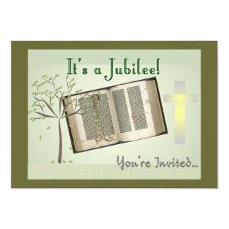 Nuns Jubilee Invitations