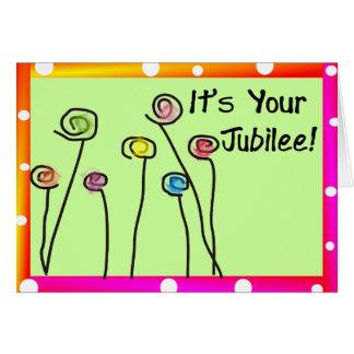 Nuns Jublilee Cards