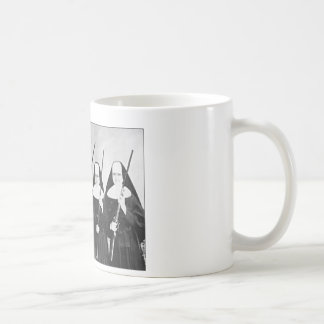 Nuns With Guns Coffee Mug