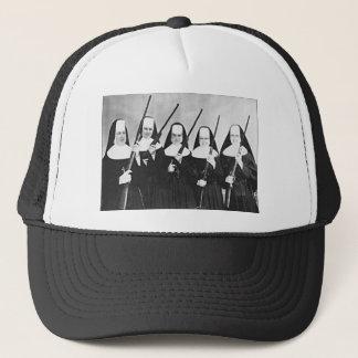 Nuns With Guns Trucker Hat