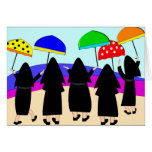 "Nuns With Umbrellas ""Expecting Rain"""