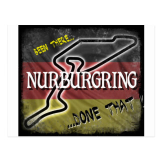 Nurburgring - Been There Done That.jpg Postcard