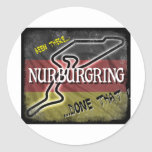 Nurburgring - Been There Done That.jpg Round Sticker