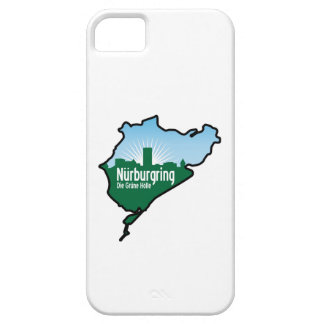 Nurburgring Nordschleife race track, Germany Case For The iPhone 5