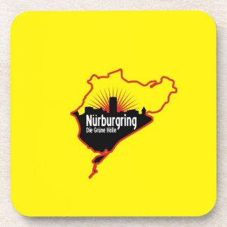 Nurburgring Nordschleife race track, Germany Coasters