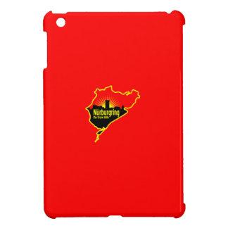 Nurburgring Nordschleife race track, Germany iPad Mini Case