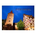 Nuremberg 001B Post Card